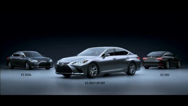 Lexus ES TV Commercial Ad 2020, Why Bother