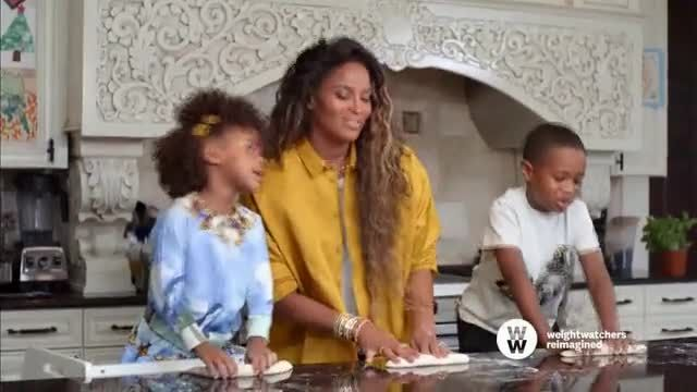 WW TV Commercial Ad 2020, Time Is Now- Three Months Free Featuring Ciara