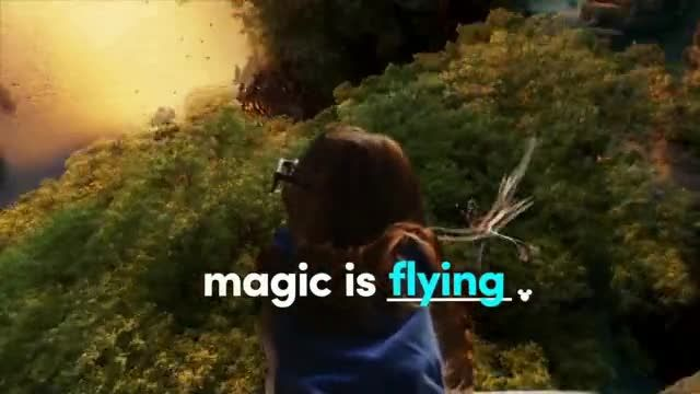 Disney World TV Commercial Ad 2020, Discover Holiday Magic