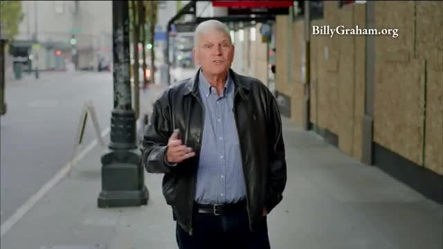 Billy Graham Evangelistic Association TV Commercial Ad 2020, Brokenness