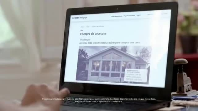 Rocket Mortgage TV Commercial Ad 2020, Toma el control