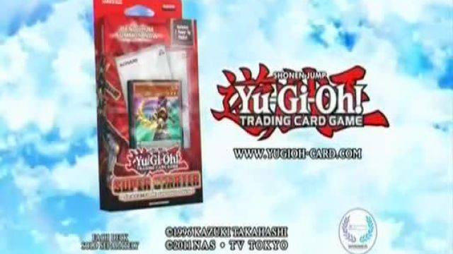 Yu-Gi-Oh! Space-Time Showdown Power-Up Pack TV Spot 2020