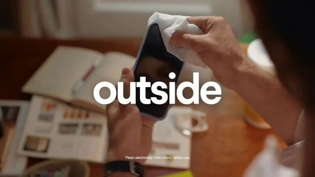 Clorox TV Commercial Ad 2020, Leave the Outside, Outside' Song by Kali J