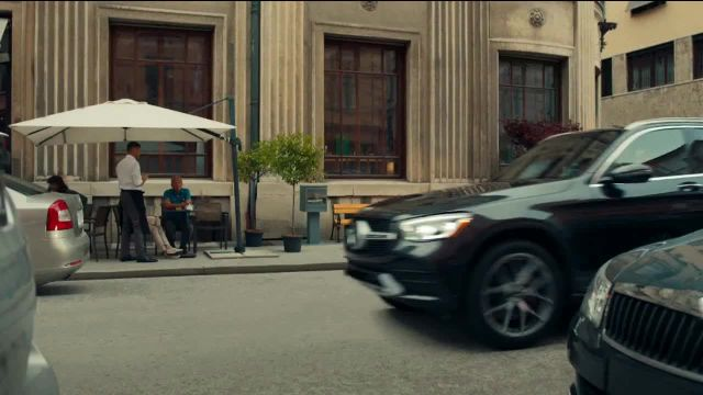 2021 Mercedes-Benz GLC TV Commercial Ad 2020, Keeping People Together