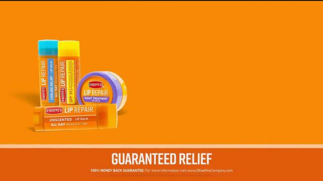 O'Keeffe's Working Hands TV Commercial Ad 2020, Constant Washing- Lip Repair