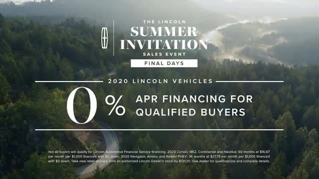 Lincoln Summer Invitation Sales Event TV Commercial Ad 2020, How You'll Get There' Song by