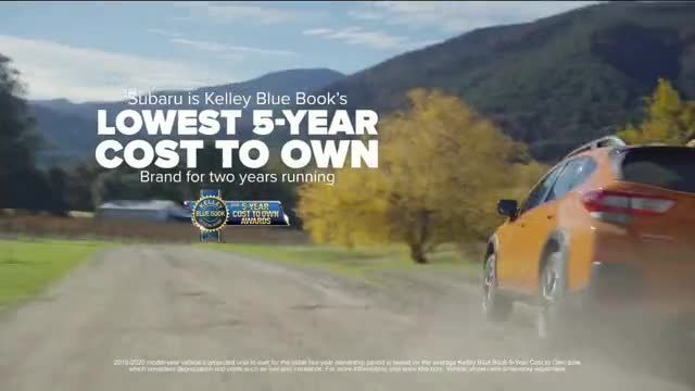 Subaru Summer TV Commercial Ad 2020, The Great Outdoors- Full Line