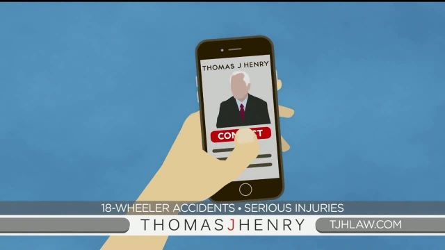 Thomas J Henry Injury Attorneys TV Commercial Ad 2020, Simple as 1-2-3- Truck Accident Lawyers