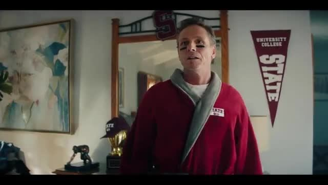 Dr Pepper TV Commercial Ad 2020, Fansville- Lucky Pants' Featuring Brian Bosworth