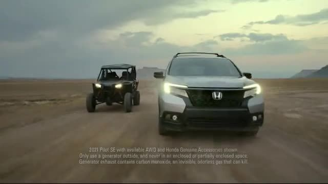 Honda TV Commercial Ad 2020, With Capability to Amaze Song by Vampire Weekend