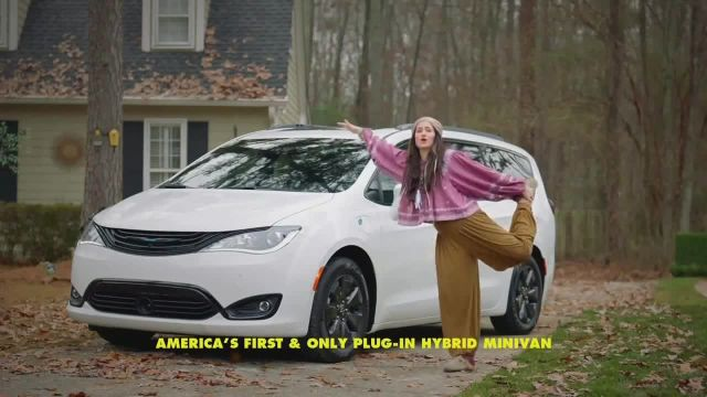 Chrysler Pacifica Family Pricing TV Commercial Ad 2020, For Every Parent' Featuring Kathryn Hah