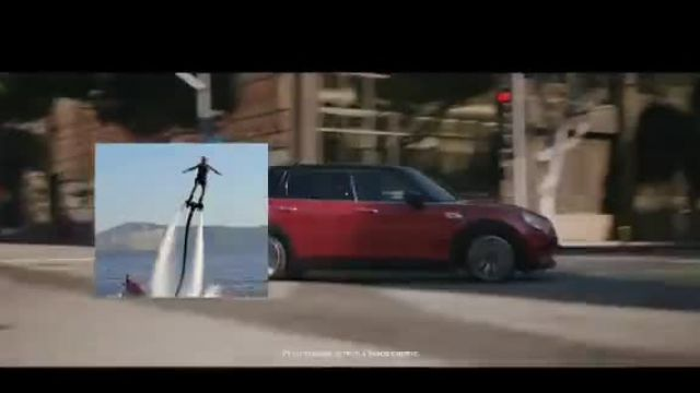 MINI USA TV Commercial Ad 2020, A Car for You' Song by Daemon