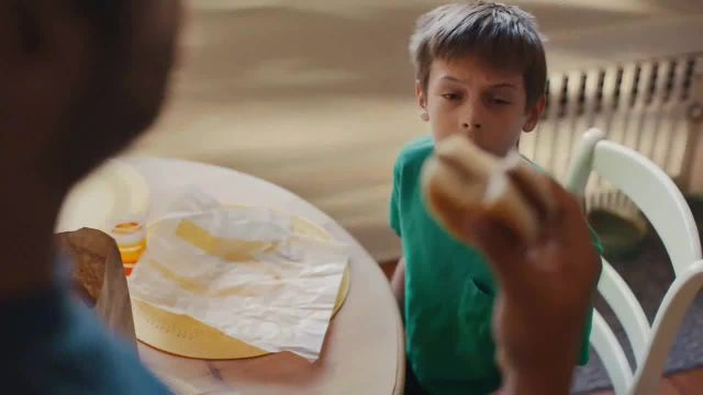 McDonald's $1 $2 $3 Dollar Menu TV Commercial Ad 2020, The Never Let Dad Have Just One Bite Mea