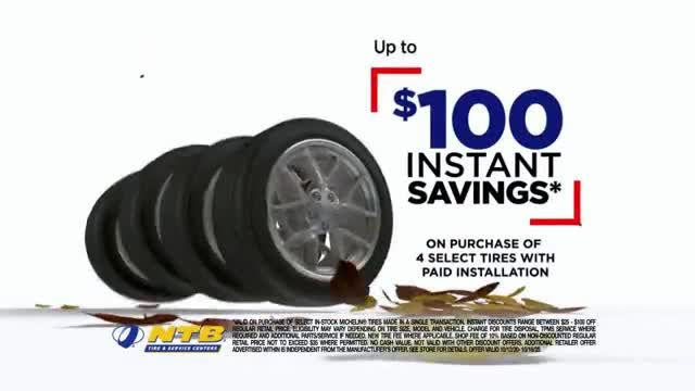National Tire & Battery (NTB) Big October TV Commercial Ad 2020, Instant SavingsOil Chan