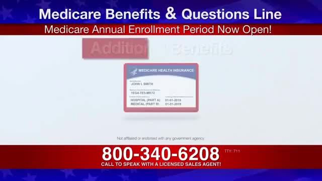 Medicare Benefits & Questions Line TV Commercial Ad 2020, Free Medicare Benefits Review