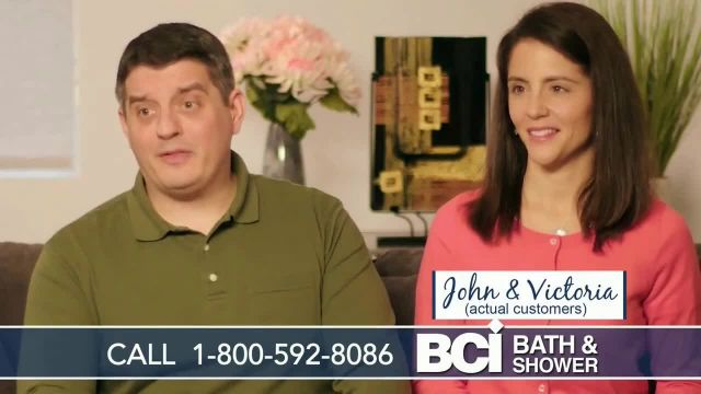 BCI Bath & Shower TV Commercial Ad 2020, Old and Worn Out Pay for It in 2022