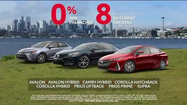 Toyota TV Commercial Ad 2020, Getting Ready