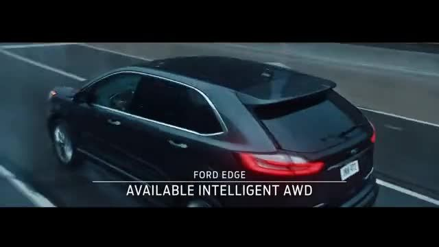 Ford TV Commercial Ad 2020, Because of This- SUVs- Rain and Snow