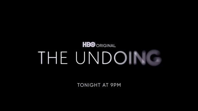 HBO TV Commercial Ad 2020, The Undoing