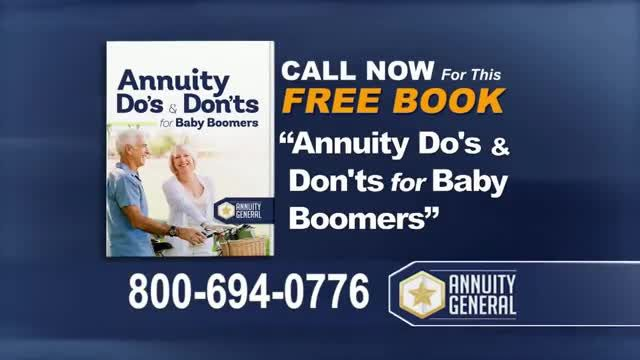 Annuity General TV Commercial Ad 2020, Over 50