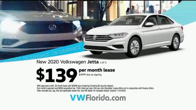 Volkswagen Model-Year Clearance TV Commercial Ad 2020, Last Chance- If You Hurry