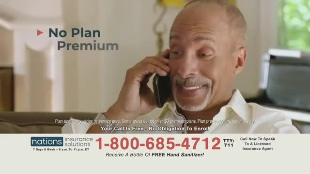 NationsBenefits Insurance Solutions TV Commercial Ad 2020, Just One Call