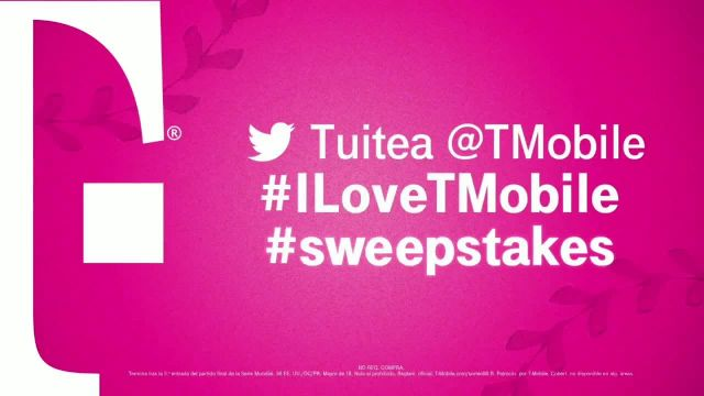 T-Mobile TV Commercial Ad 2020, I Love T-Mobile Sweepstakes- Serie Mundial