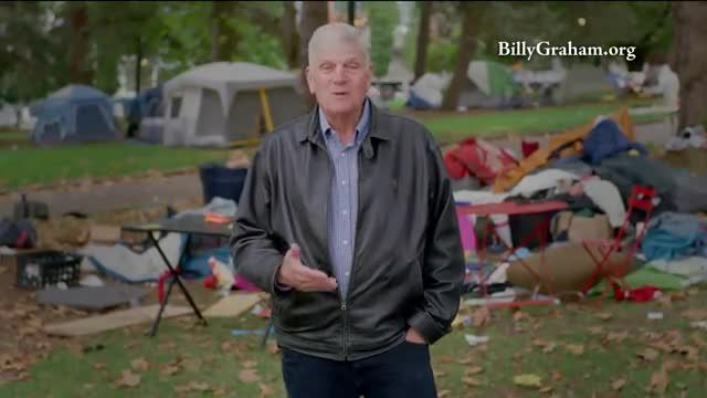Billy Graham Evangelistic Association TV Commercial Ad 2020, Mess
