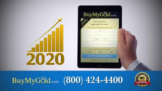 BuyMyGoldcom TV Commercial Ad 2020, Fast, Easy and Safe During Unprecedented Times
