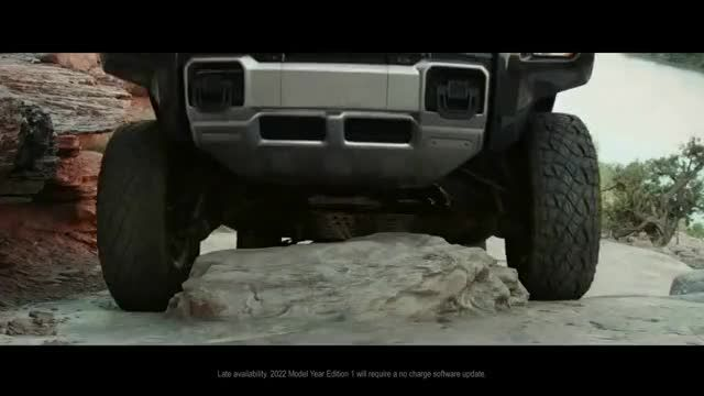 GMC Hummer EV TV Commercial Ad 2020, Revolutionary Features' Song by Karen O, Trent Reznor
