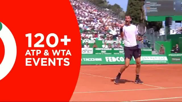 Tennis Channel Plus TV Commercial Ad 2020, The Most Live Tennis