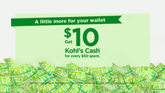 Kohl's Daily Wow Deals TV Commercial Ad 2020, Rewards