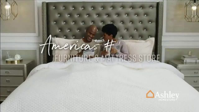 Ashley HomeStore Black Friday Mattress Sale TV Commercial Ad 2020, Ashley-Sleep and Sealy Essentials