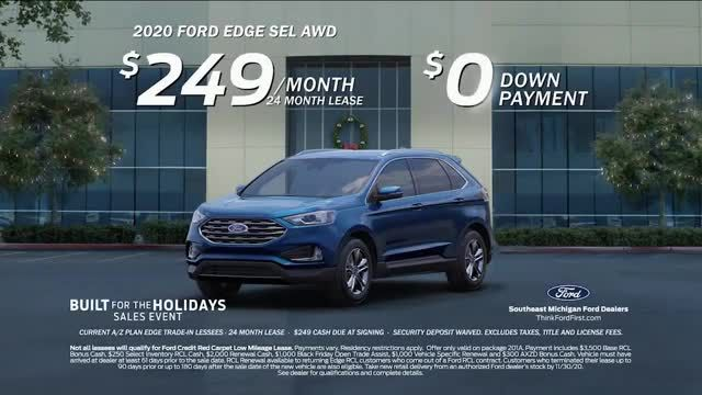 Ford Built for the Holidays Sales Event TV Commercial Ad 2020, Make Some Joy