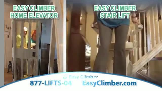 Easy Climber TV Commercial Ad 2020, 20 Percent Off or Free Zinger Wheelchair