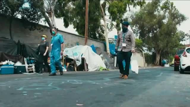 The Center in Hollywood TV Commercial Ad 2020, Essential Workers