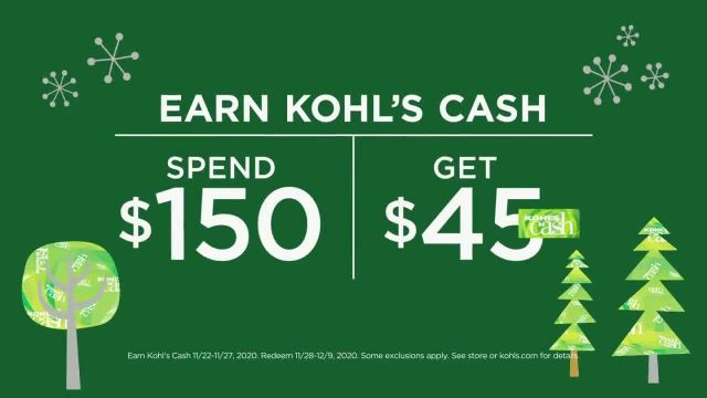 Kohl's TV Commercial Ad 2020, The Week- Kohl's Cash and Holiday Gifts