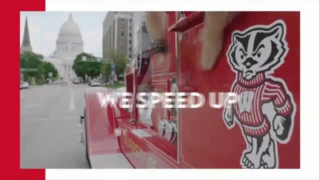 University of Wisconsin-Madison TV Commercial Ad 2020, Can't Stop a Badger