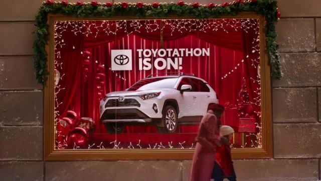 Toyota Toyotathon TV Commercial Ad 2020, Window