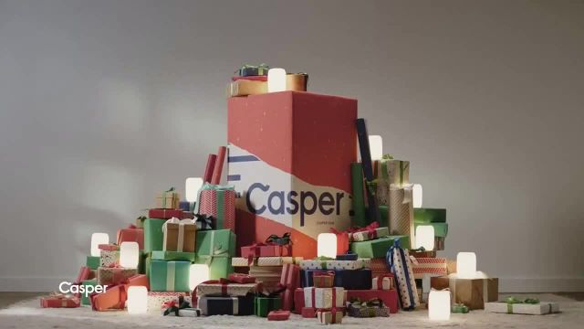 Casper Black Friday Sale TV Commercial Ad 2020, Holidays- It's Here