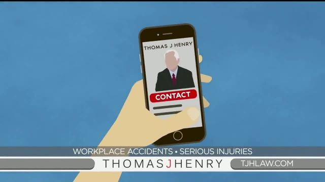 Thomas J Henry Injury Attorneys TV Commercial Ad 2020, Workplace Accident Lawyers