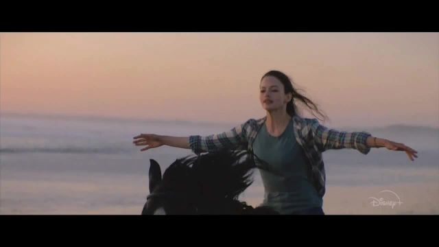 Disney+ TV Commercial Ad 2020, Black Beauty Song by Fleurie