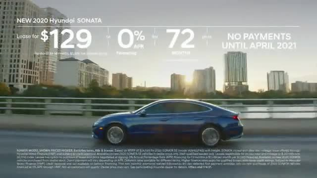 Hyundai Year End Sales Event TV Commercial Ad 2020, Don't Wait Until Next Year