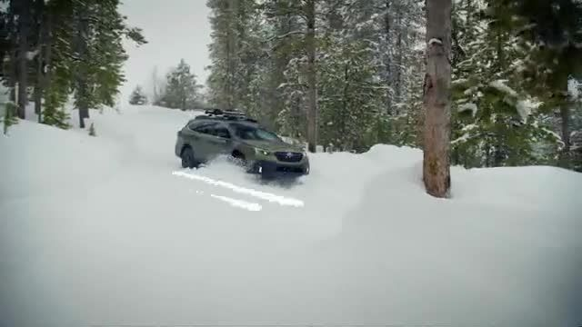 Subaru TV Commercial Ad 2020, Mount Hood Fusion Pass