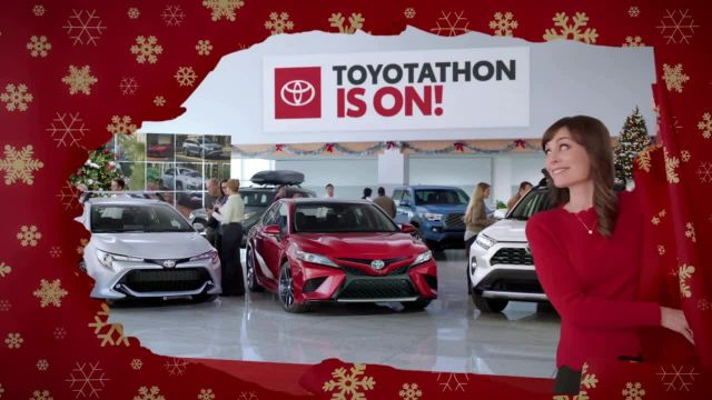 Toyota Toyotathon TV Commercial Ad 2020, Wrapped Up