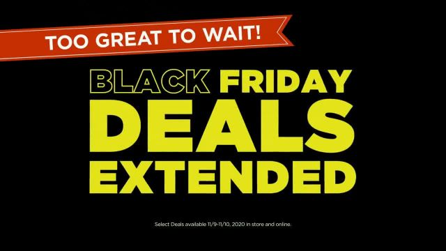 Kohl's Black Friday Deals TV Commercial Ad 2020, Extended- Extra 20% Off, Kohl's Cash and