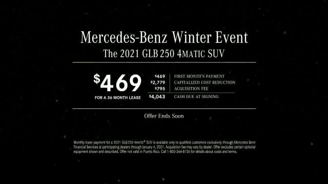 Mercedes-Benz Winter Event TV Commercial Ad 2020, Glow