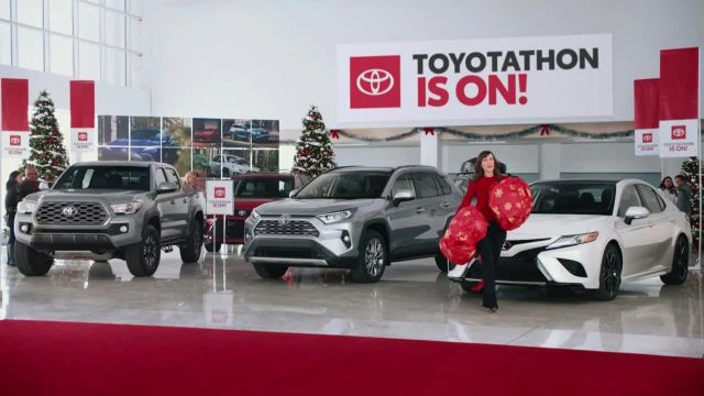 Toyota Toyotathon TV Commercial Ad 2020, That's a Wrap