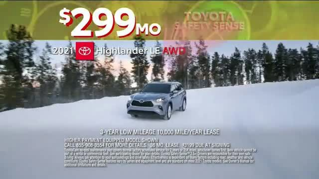 Toyota 10-Day Countdown Sales Event TV Commercial Ad 2020, Hurry- Highlander and Venza