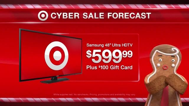 Target 10 Day Deal TV Commercial Ad 2020, 10 Days of Deals- Cyber Monday TV